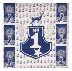 Number by Fabric Nation, inspired by the packaging of basic South African household products Cushion Fabric, Linen Fabric, Cotton Linen, Textile Prints, Textile Design, Textiles, South African Art, African Design, African Fabric