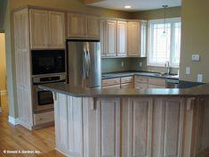 The Anniston House Plan - Kitchen