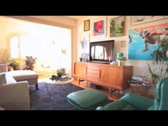Love this advice filled video from the fabulous Emily Henderson! - How to Add Personality and Color to your Neutral Space