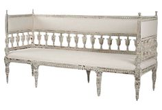 One Kings Lane - Small-Space Soiree - Diana Bench $2000