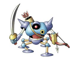 Killing Machine, Dragon Quest, Akira Toriyama