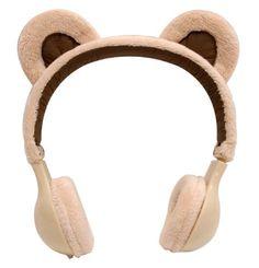 Monster Headphones, Cute Headphones, Bluetooth Headphones, Kawaii Room, Cute School Supplies, Kawaii Accessories, Accesorios Casual, Gamer Room, White Kittens