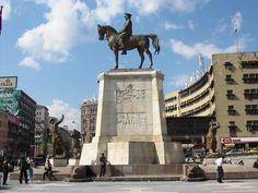 24 KASIM 1927 - Ankara'da, Heinrich Krippel tarafından yapılan Zafer Abidesi açıldı.