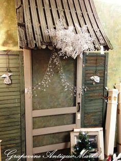 Vintage Awnings On Pinterest Potting Benches Old Doors And Gypsy Trailer