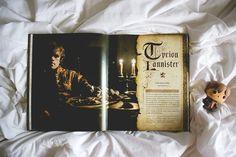 Resenha de Guilherme Souza  Melina Souza - Serendipity <3  #Game of Thrones  #Guerra dos Tronos