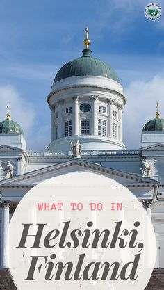 Planning a trip to Helsinki, Finland? This travel guide is for you! Find out tips about visiting Helsinki, info about hotels, restaurants, shopping, activities and much more!
