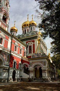 Shipka Memorial Church, Bulgaria