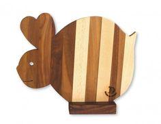 tagliere legno ape