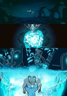 Day 26: Most magical moment = When Kida was chosen by the heart of Atlantis in Atlantis: The Lost Empire.