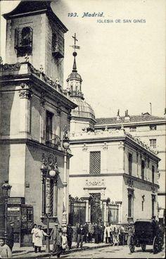 Iglesia de San Ginés Fotografía: J. Lacoste