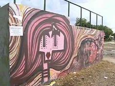 Graffiteira Panmela Castro
