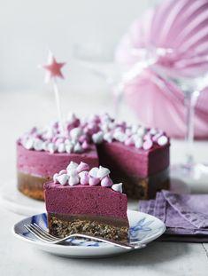 Cake Recipes, Dessert Recipes, Desserts, Mousse Cake, Kombucha, Vanilla Cake, Blackberry, Pie, Cheesecake