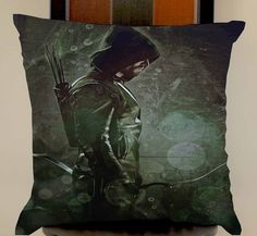arrow tv series tv show cool wallpaper  pillow cases size 20x20 two side #Modern