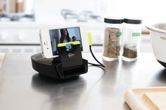 The iPhone Swivl: Your Own Personal Camera Crew