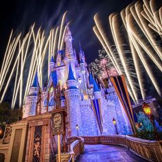 Photo credit: WDWOW Disney Fireworks, Photo Credit, Cathedral, Park, Building, Travel, Viajes, Buildings, Cathedrals
