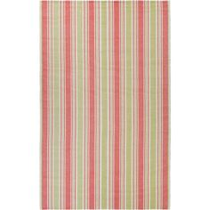 Couristan Bar Harbor Rug, Rasberry Lemonade, Purple