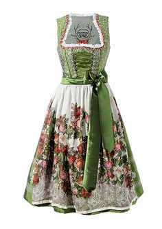 Dirndl, Country Line - Bunt - COUNTRY LINE