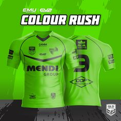 limited edition merchandise available today from the club's online store! // Replica Pro Fit Jersey // Champion Polo Shop now: . Color Rush, Team Wear, Rugby League, Jersey Designs, Sportswear, Champion, Shop Now, Polo, Shopping