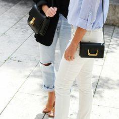 Para todas as horas: little black bags - Moda it