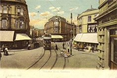 A collection of old postcards of Portsmouth and Southsea, Hampshire. Portsmouth England, Isle Of Wight, Old Postcards, Beautiful Places To Visit, Hampshire, Old Photos, Vintage Posters, Seaside, The Past