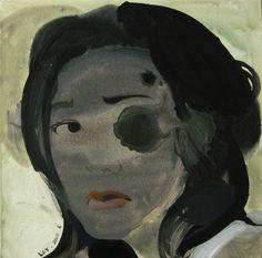 "Saatchi Art Artist Liu Chenyang; Painting, ""惑"" #art"
