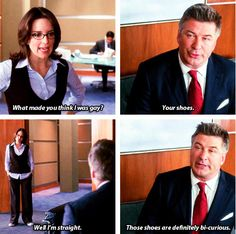 Seriously. Clothes reflect how people see you. | 32 Life Lessons From 30 Rock's Jack Donaghy