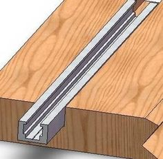 Aluminum t-track affordable! Much cheaper than Rockler or Kreg. Great website. Check it out.