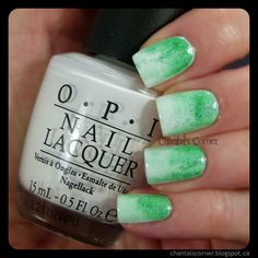 Happy St. Patrick's Day! This is not what I had in mind for my St. Patrick's Day nail art, but this is what it ended up being, so that's what it is. :-) Here is what I used for th…