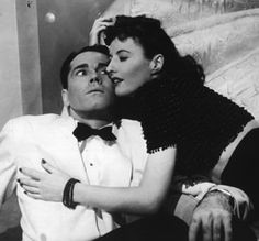 Henry Fonda and Barbara Stanwyck - The Lady Eve