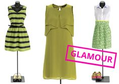 Un'estate immersa nel verde: scuro, opaco e intenso, oppure luminoso e fluo…Sempre glamour! This will be a #green summer: dark, opaque and intense, or shiny and fluo…Always glamour!  www.settimocielosrl.it