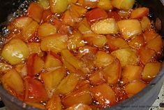 Love from the Kitchen: Caramel Apple Compote - in 20 minutes! Apple Compote Recipe, Apple Farm, Apple Season, Caramel Apples, Tasty, Favorite Recipes, Treats, Baking, Ethnic Recipes