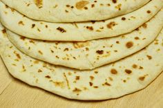 Traditional Italian Piadina (Piadina) | Enjoy this authentic Italian recipe from our kitchen to yours. Buon Appetito!
