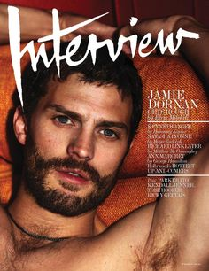 Nuevas fotos de Jamie Dornan para Interview Magazine (junio 2014)   50 Sombras Spain