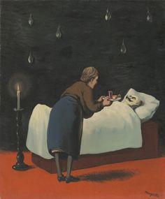 René Magritte : La part du feu More At FOSTERGINGER @ Pinterest