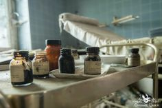 Dr Anna's Haus and Surgery, Germany. Dr Anna's Haus is also known as Dr Anna's House and Surgery. It is an abandoned surgery and house in Germany, with decaying operating rooms and medical equipment. #abandoned #digitalphotography #doctors #germany #hospital #house #medical #photography #surgery #urbanexploration #urbex