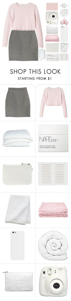 """LIKE TO JOIN MY TAGLIST \\"" by trnslucid ❤ liked on Polyvore featuring Yves Saint Laurent, Monki, Crate and Barrel, NARS Cosmetics, Nine West, CB2, abcDNA, Brinkhaus, Miss Selfridge and Fujifilm"