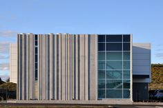 New Zealand Institute of Architects - - - Local Architecture Awards. pre cast panels