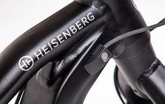 An Urban eBike by BMW: HNF Heisenberg XD1 | Gessato Blog