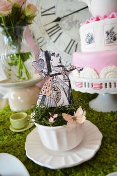Alice in Wonderland Birthday Party Ideas | Photo 6 of 6 | Catch My Party