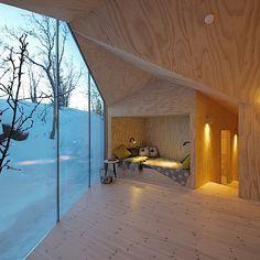 Architektur: Ein Holzhaus in Norwegen   KlonBlog