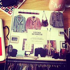 Vintage Menswear by Gunn & Lucket   Aksara    www.aksara.com