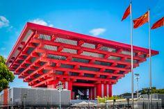 https://flic.kr/p/sZxztV | China Pavilion - EXPO 2010 - Shanghai China | Canon EOS 700D