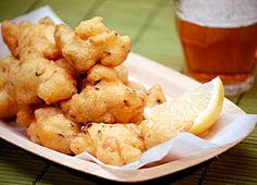 Clam Fritters... Happy Hour Appetizers 38 | Hampton Roads Happy Hour