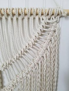 Macrame Wall Hanging. Macrame. Wall Decoration. Hanging Wall Decor. Modern Decor. Home Wall Decor. Home Accents.