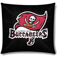 $20.47-$64.84 Baby Toss Pillow - Buccaneers - Great as a bedroom accent, or for the family room when watching the game, this souvenir pillow is made from durable cotton duck material with a poly-fiber fill. Pillows come in primary team colors with a bold logo in the center.Made in China http://www.amazon.com/dp/B0051WVBZA/?tag=pin2baby-20