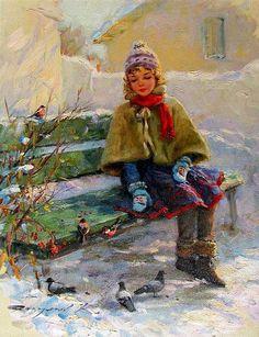 Константин Разумов(Konstantin Razumov)...   Kai Fine Art