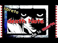 death  note,  el cuaderno de la muerte popular fenomeno mundial