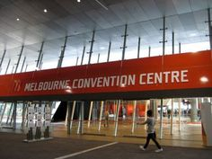 Melbourne Convention Centre - now known as Exhibition centre