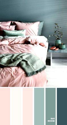 green sage mauve pink bedroom color scheme, bedroom color id Bedroom Colour Palette, Bedroom Color Schemes, Bedroom Colors, Home Decor Bedroom, Sage Color Palette, Apartment Color Schemes, Ikea Bedroom, Bedroom Small, Mauve Color