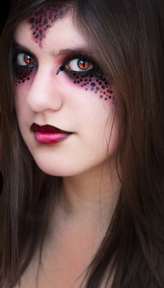 Dragon Makeup